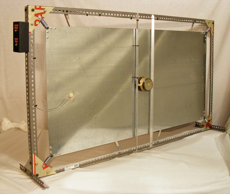 ionosonde recordings DIY plate reverb