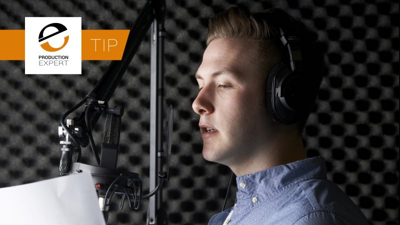 5 Top Budget Home Studio Tips You Should Try The Next Time You Want To Record Professional Sounding Spoken Word Dialogue Tracks.jpg