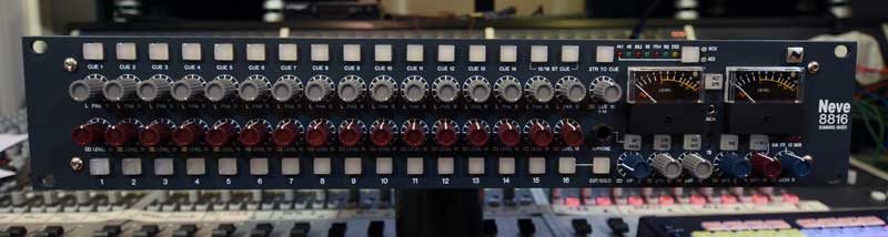 AMS Neve 8816 Summing Mixer