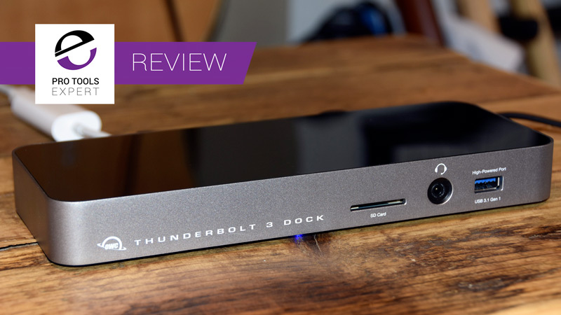 Review - OWC Thunderbolt 3 Dock
