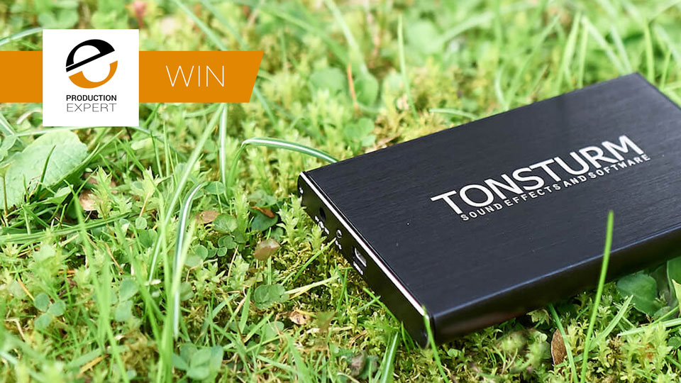 Win - Tonsturm Complete Sound Library With Over 250GB Of Sound Effects Worth $2,309