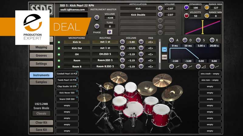 Upgrade To Steve Slate Drums 5 From Only $99