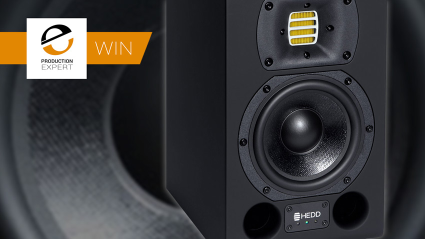Win A Pair Of HEDD Type 05 Monitors Worth Over $900