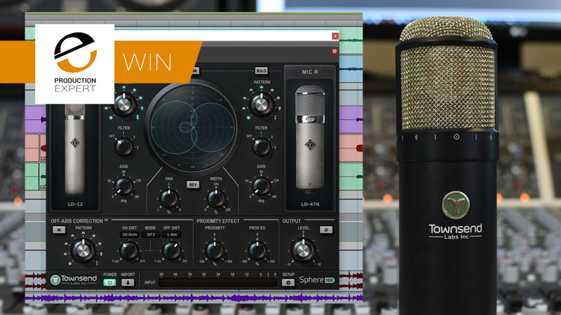 Win A Townsend Labs Sphere Recording System With L22 Microphone Worth $1750