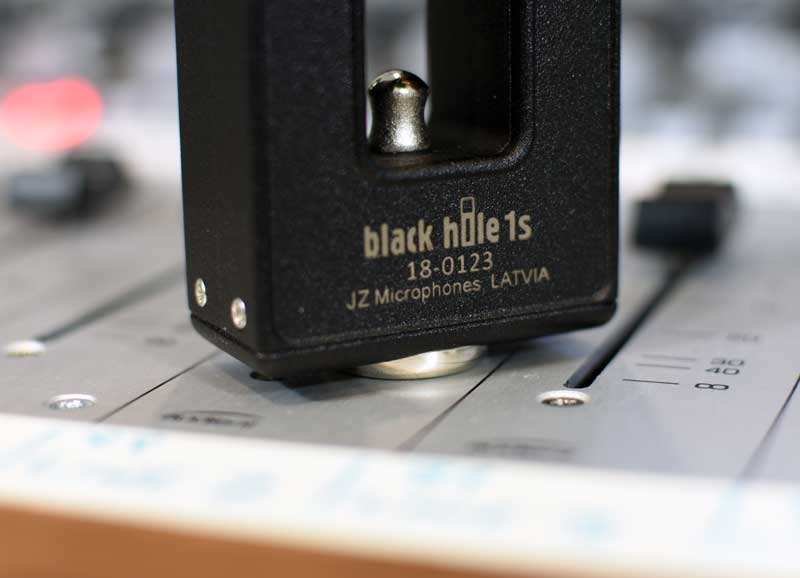JZ Black hole BH-1S Lable