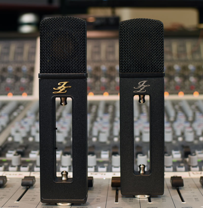 JZ BH-1S and BH-2 Microphones