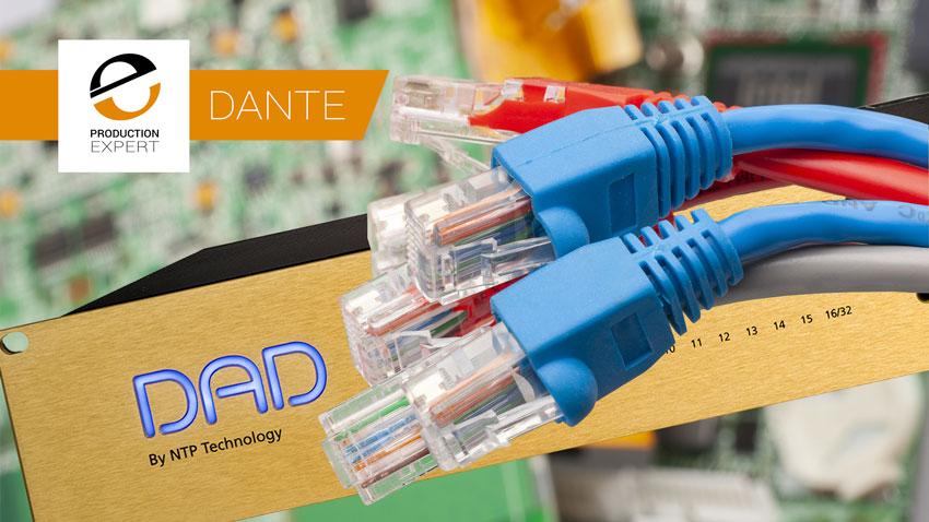 Dante AX32 banner