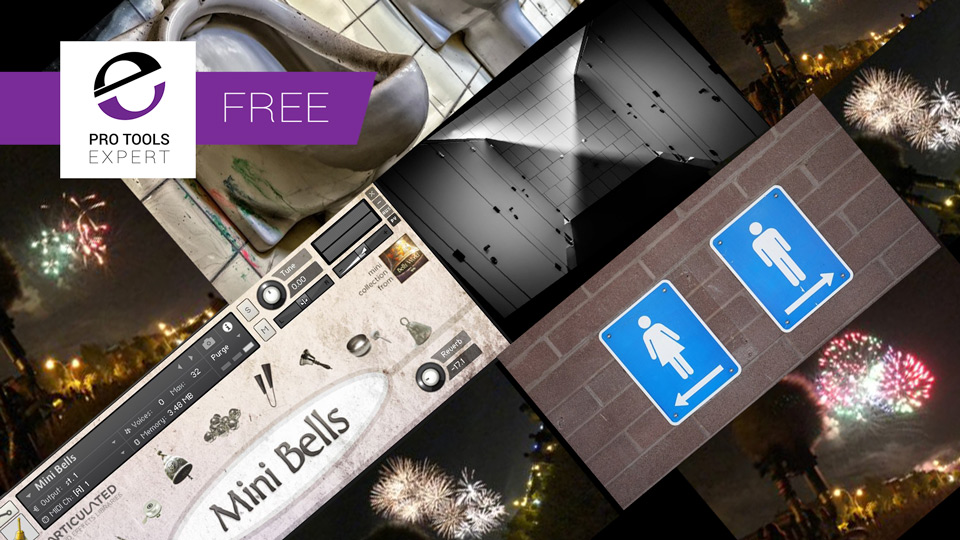 More Free Sound Effects Available For A Limited Period Over The Holiday Period
