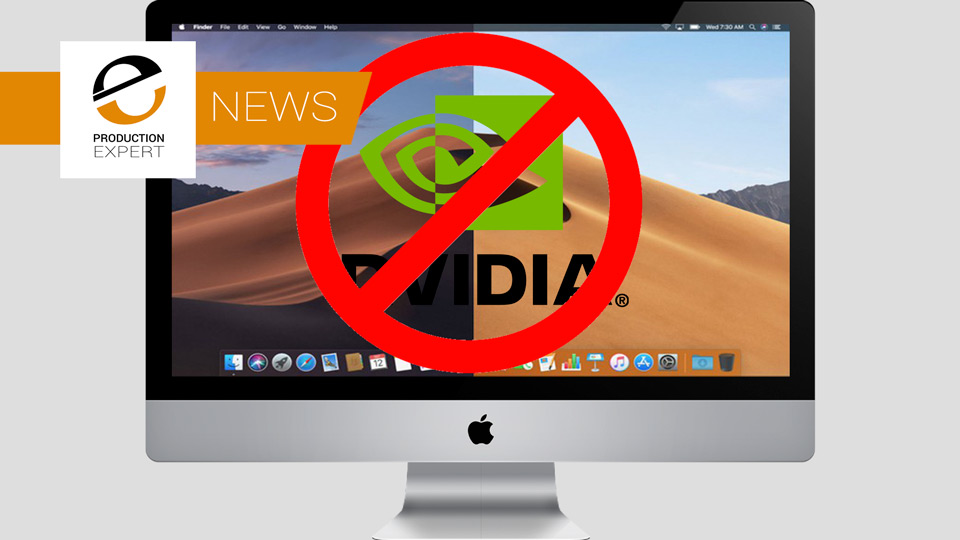 Got An Nvidia Graphics Card? Considering Upgrading To macOS Mojave? New Drivers Maybe On The Horizon