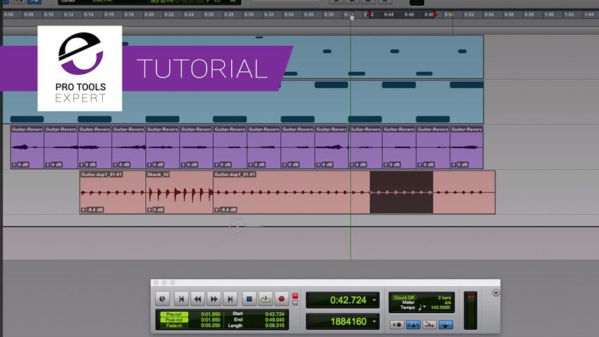 Pre-roll And Post-roll In Pro Tools - You Can Get Better Results Faster With These Tricks - Expert Tutorial
