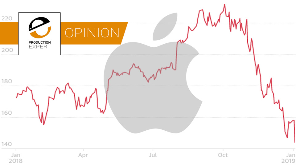 Could The Drop In Sales Especially In China Be Leading Apple To Become More Price Conscious?