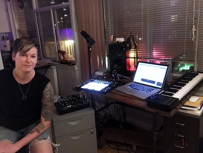 Jamie Carter, winner of the Audient ASP800 Mic Pre in our 10th Anniversary Competition.