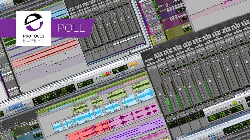 What Computer Platform Do You Use For Pro Tools - Windows Or Mac?