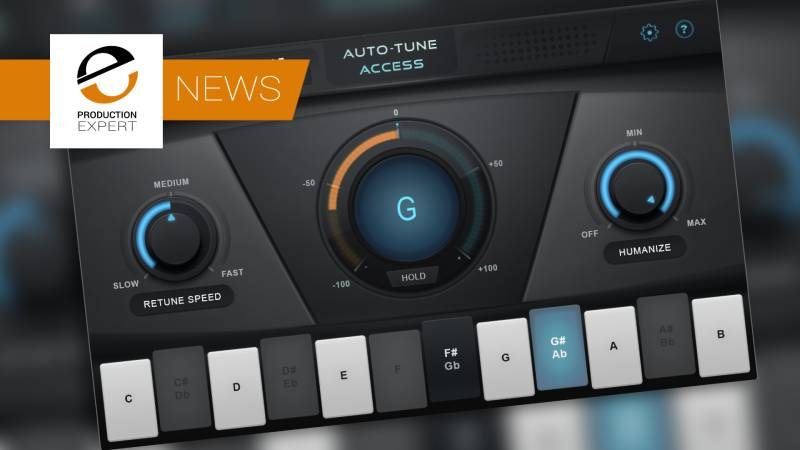 Antares Launch New Streamlined $99 Auto-Tune Access Plug-in