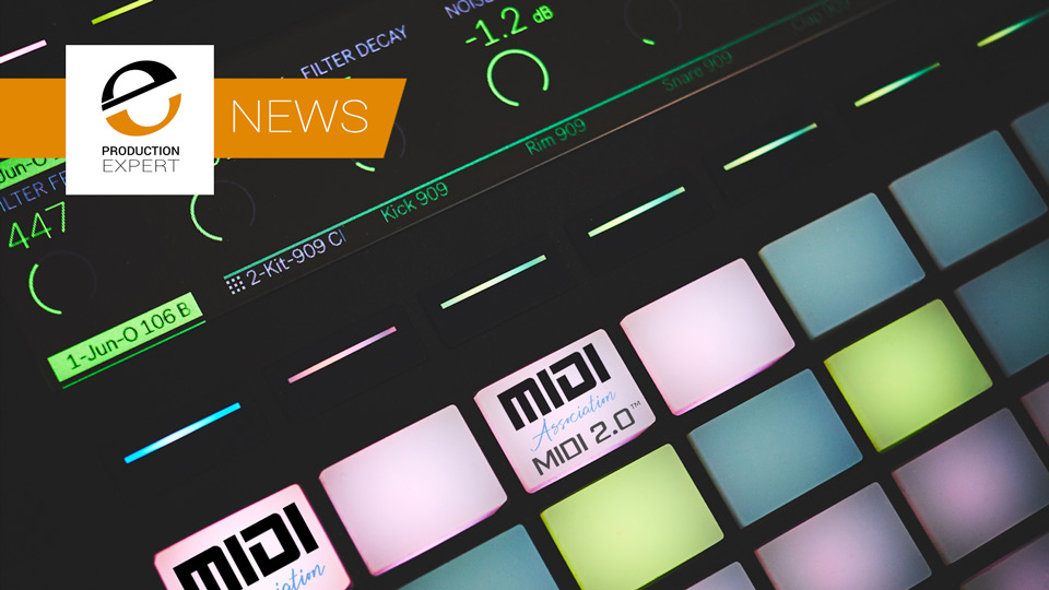 MIDI 2.0 Announced By MIDI Manufacturers Association And The Association of Music Electronics Industry