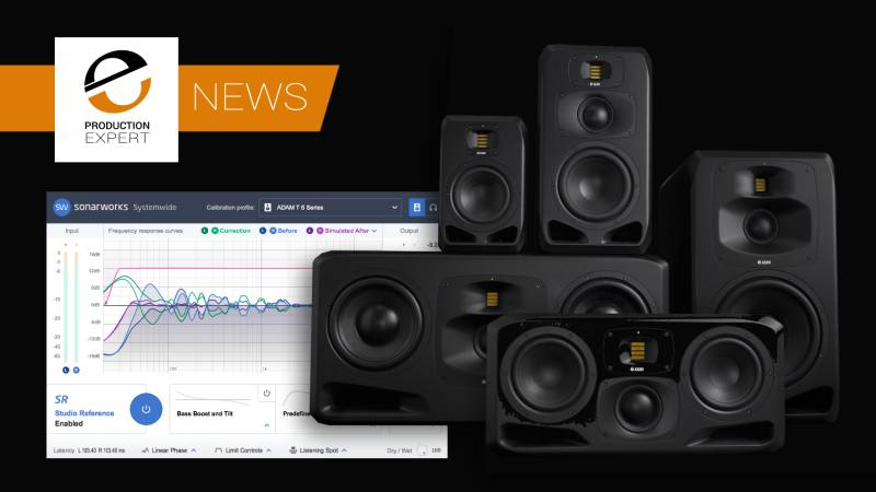 ADAM Audio and Sonarworks Announce Partnership - Could S Series Monitors DSP Soon Be Able To Host Reference 4 Speaker Calibration In The Near Future?.jpg