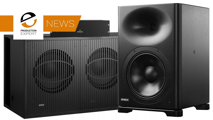 Genelec Launch New High SPL S360 Monitors And 7382 Subwoofwer - Exclusive Interview
