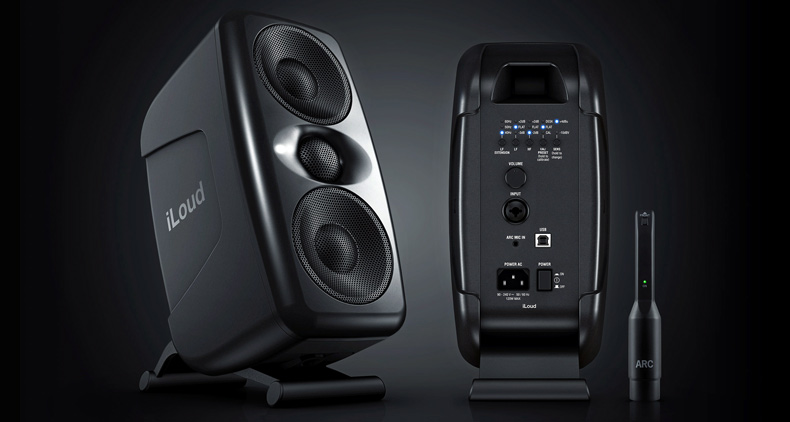 IK Multimedia New iLoud MTM Reference Studio Monitors