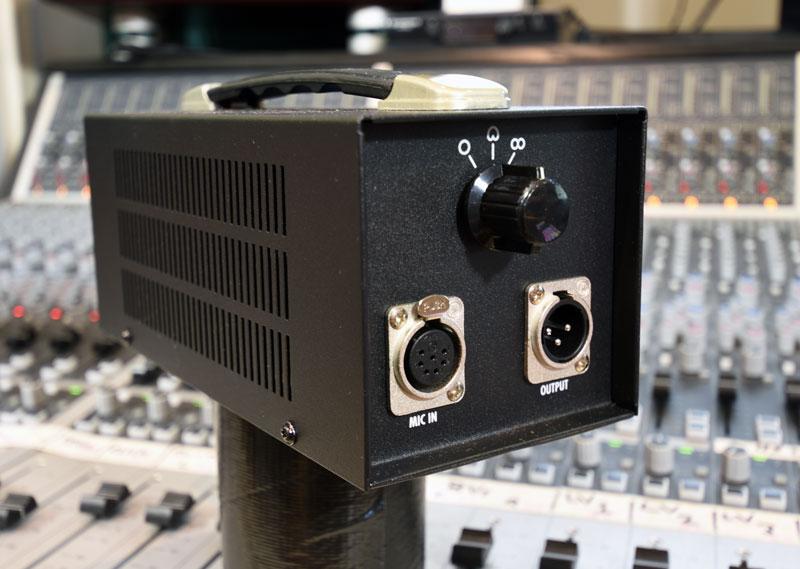 Warm Audio WA-251 power Supply & Pattern Selection
