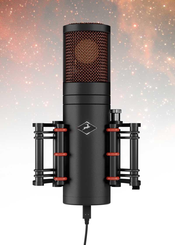 New Antelope Audio Edge Go Microphone