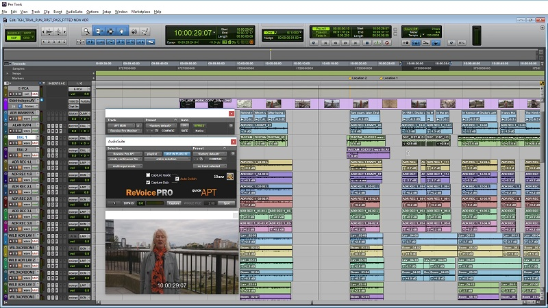 Synchro Arts Revoice Pro In Audio Post Production