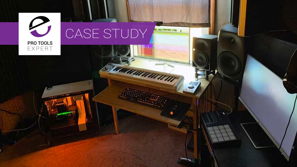 Long Time Mac User Decided To Divorce From Apple And Build A Windows Based Pro Tools Computer