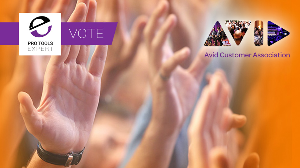 Avid Open The Third Annual ACA Survey. Have Your Say About Avid's Product Development Trajectory