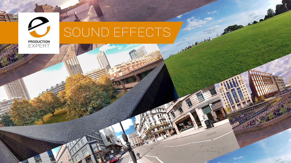 How To Record Edit and Publish A Sound Effects Library, London Ambisonics