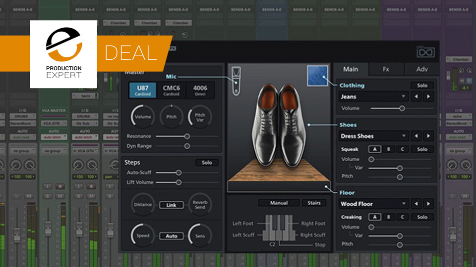 Avid Offering Walker from UVI For $119, A Saving Of $30 Until March 15th 2019