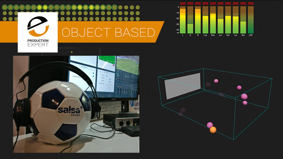 Object Based Audio Can Do So Much More Than Just Dolby Atmos? We Explore.