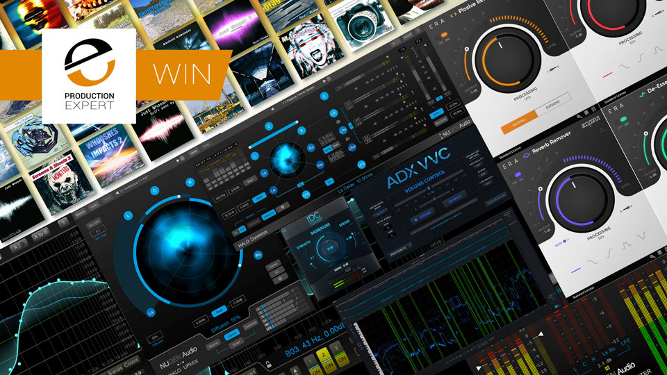 GDC 2019 Giveaway With Prizes From Accusonus, Audionamix, Nugen Audio, SoundBits And More