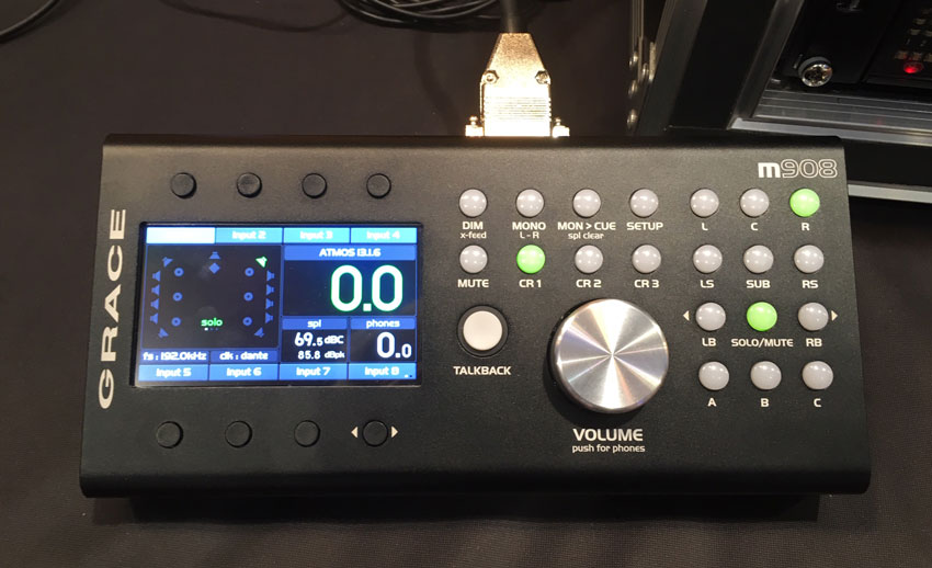 Grace Designs M908 Monitor Controller