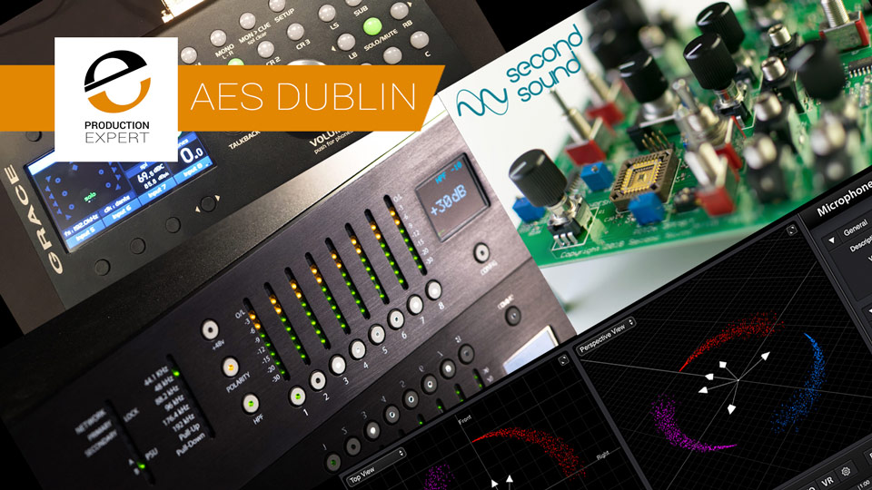 The Product Highlights From The AES Dublin 2019 146th Pro Audio Convention