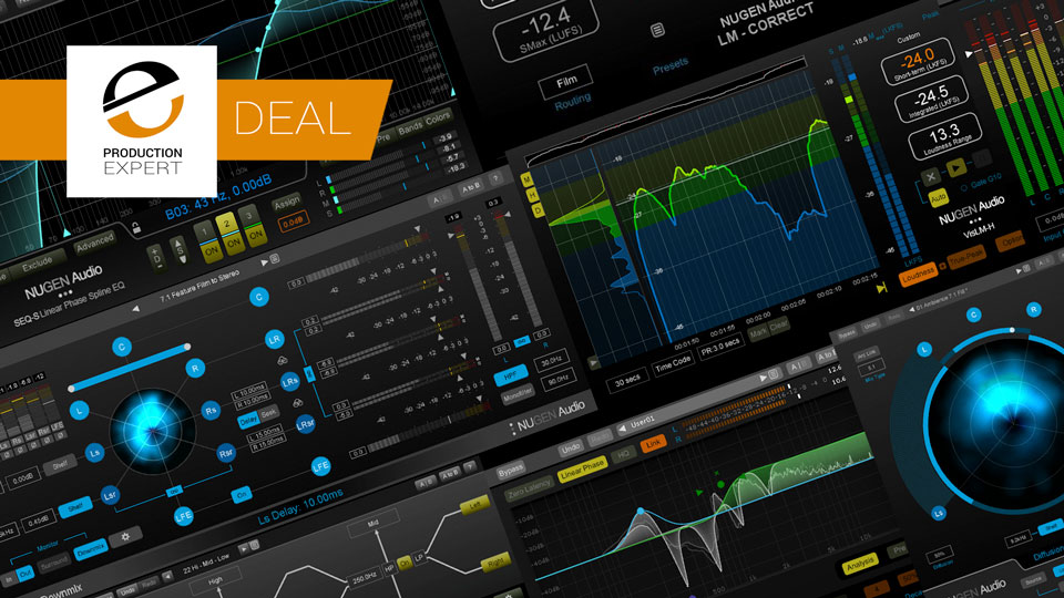Save $500 On Nugen Audio Post Bundle Until 30th April 2019