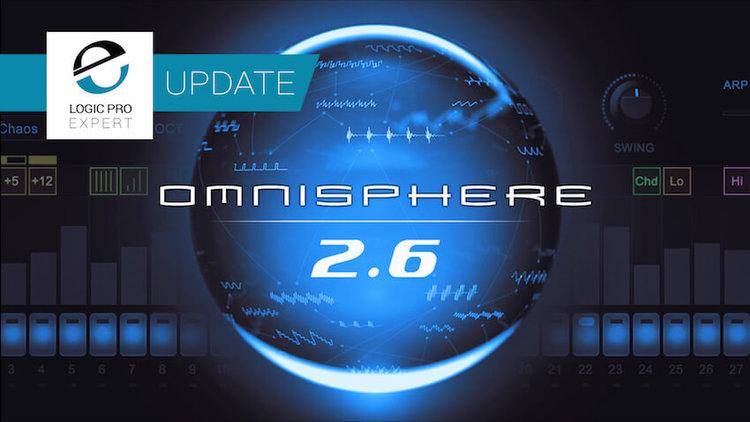 how to install omnisphere update