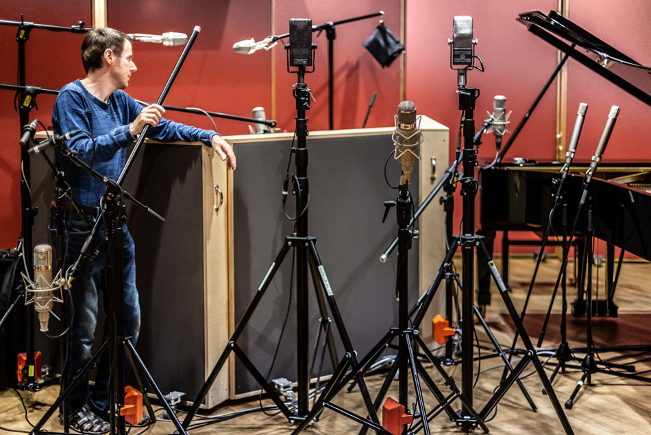The Sheer Pleasure Of Sound Recording Day