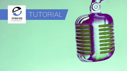 Get A Vintage Vocal Sound Using Waves Plug-ins - Part 4 - F6