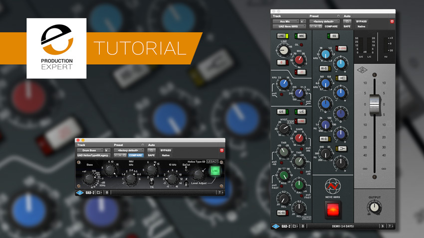 Do You Know About These EQ Tricks Using UAD Plug-ins? - Free