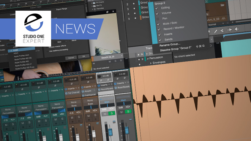 Studio One 4 Review - PreSonus Flagship Professional DAW