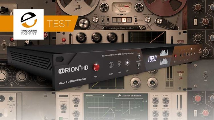 What Are The Best 1U Audio Interfaces With A Minimum Of 8