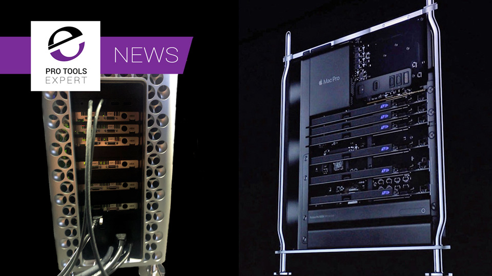 Pro Tools HDX Voice Count Limited With New Mac Pro - Avid