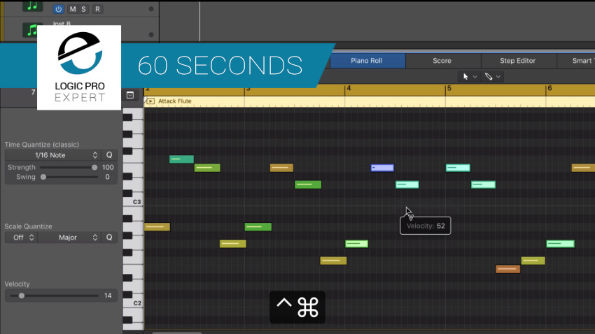 Use Logic's Tempo Sets to Slow Down Your Brain and Record