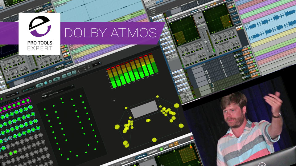 How To Create And Mix Music In Dolby Atmos - Expert Tutorial