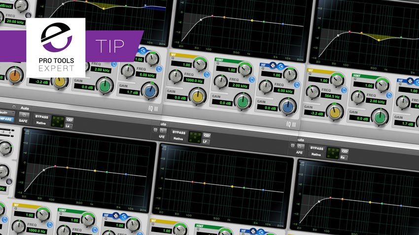 Pro Tools Expert Tip - Multi-Mono Plugins - See All The Channels At Once   Pro Tools