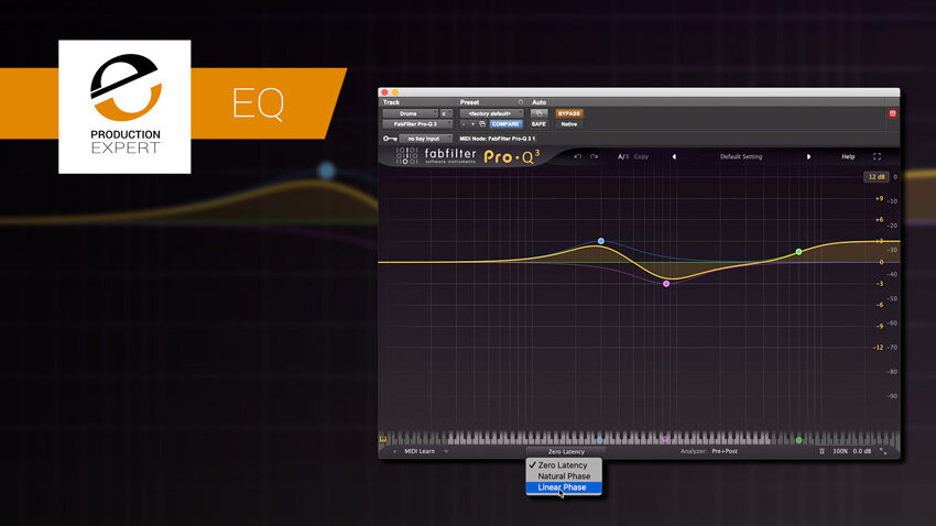 EQ Phase And Spill - Understanding How It Affects Your Mix | Production Expert