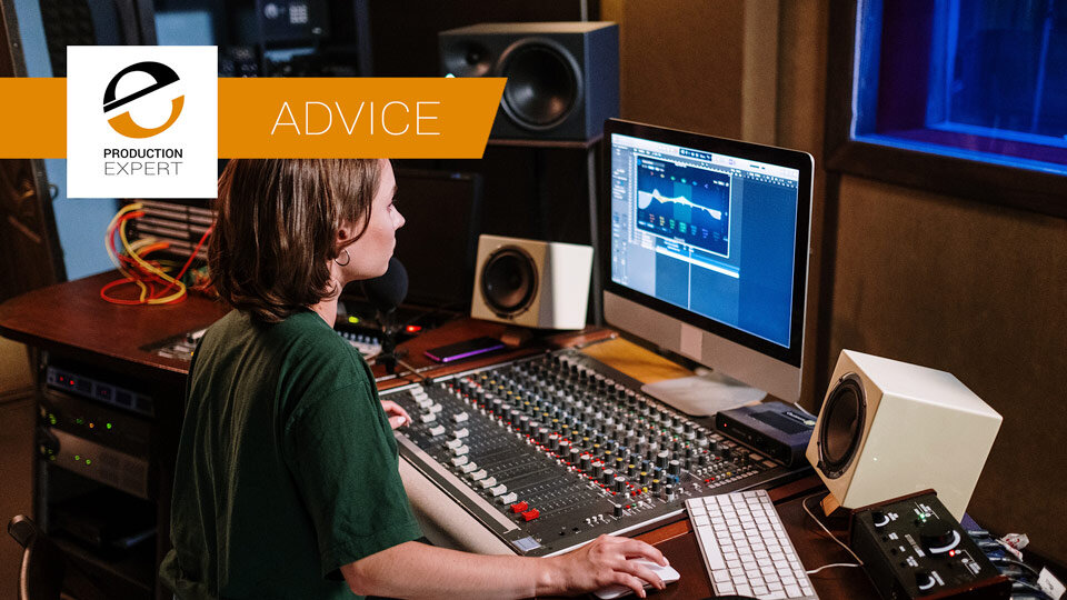 Audio Production - cover