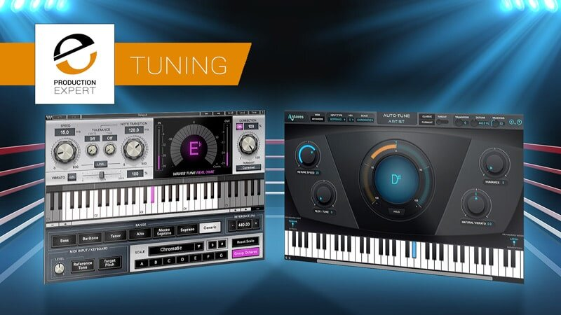 Antares Auto-Tune Artist v Waves Tune Real-Time - Which Live
