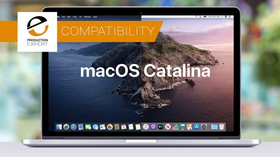 macOS Catalina Compatibility - The Ultimate Pro Audio Guide | Production  Expert
