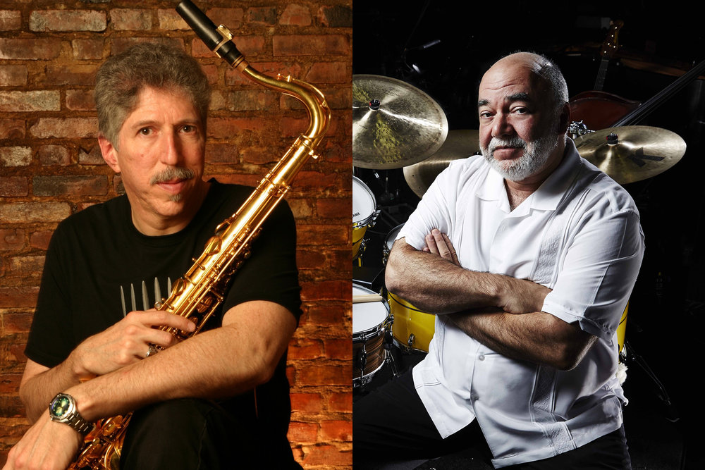 Bob Mintzer Big Band Featuring Peter Erskine   Sunday, November 27   Reserve Your Table