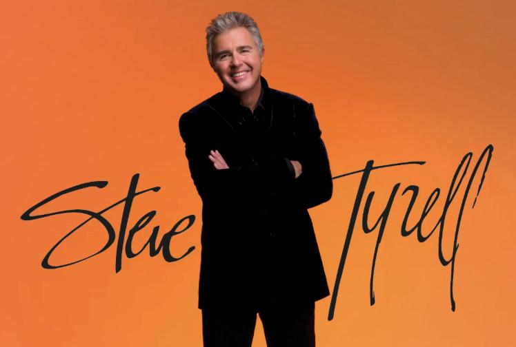 Steve Tyrell   Monday, November 5   Reserve Your Table